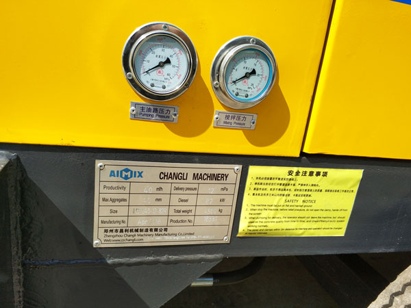 small diesel pump