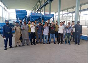 In Pakistan Factory
