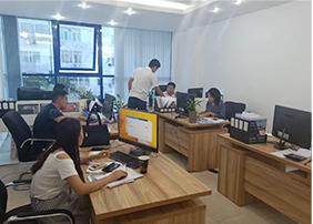 In Uzbekistan Office