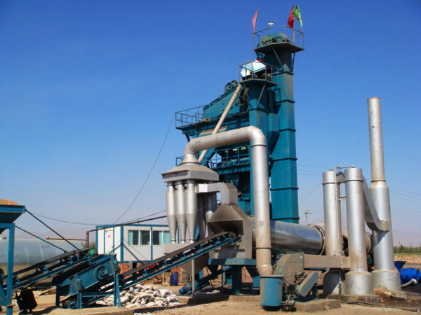 LB1000 medium asphalt plant