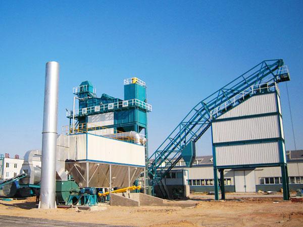 ALQ240 large asphalt plant