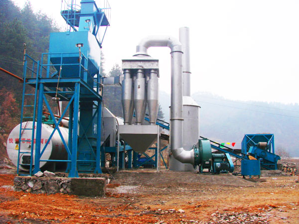 ALT20 drum mix plant