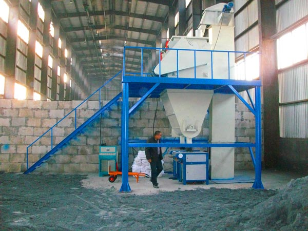 GJ10 dry mortar production line