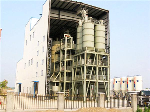 GJ80 mortar production line