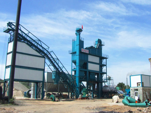 LB3000 asphalt batch plant for sale