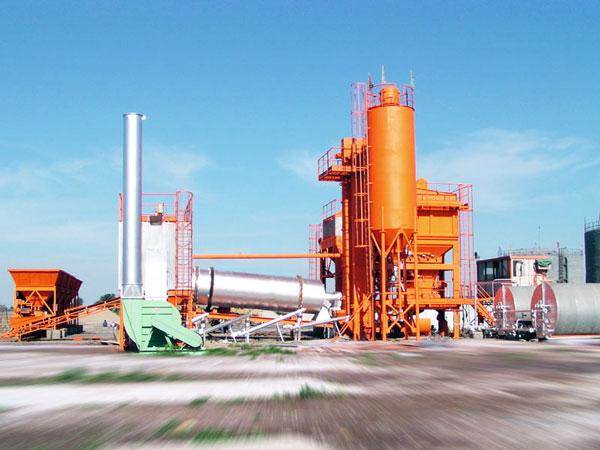 QLBY-20 small asphalt plant
