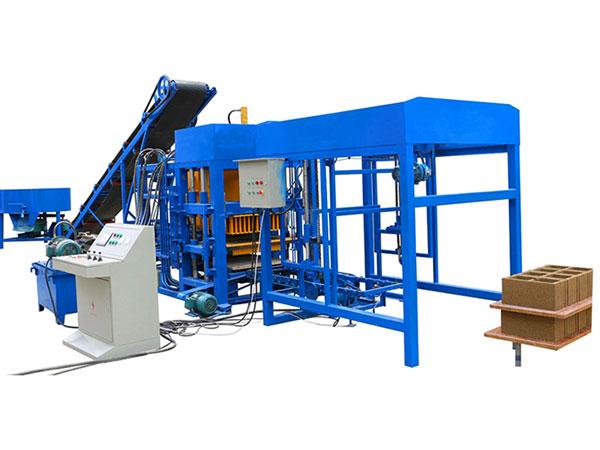 QT10-15 fully automatic block making machine