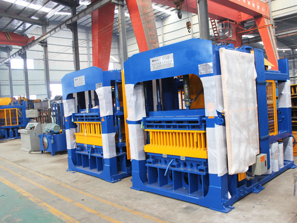 ABM-10S interlocking brick machine for sale Pakistan