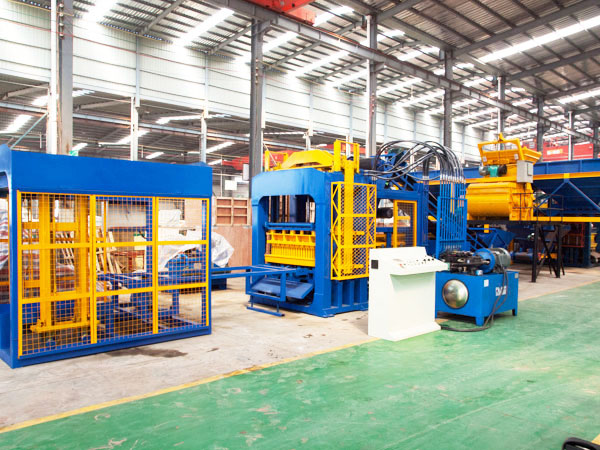 ABM-12S hollow block machine for sale