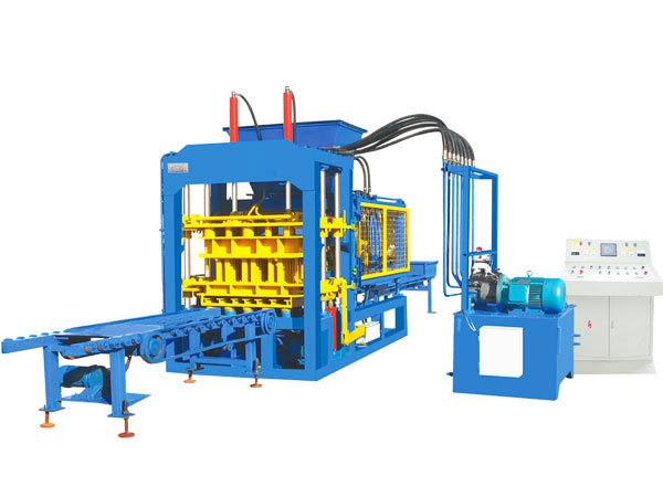 QT3-15 interlocking brick machine for sale Pakistan