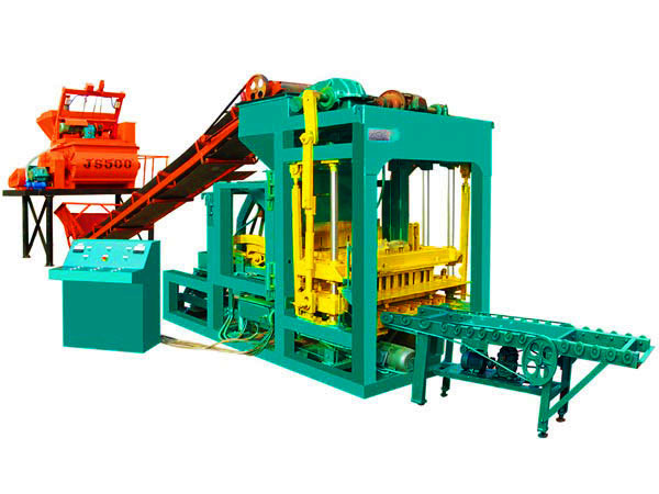 QT6-15 hollow block machine for sale