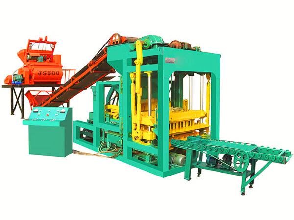 QT6-15 interlocking brick machine for sale Pakistan