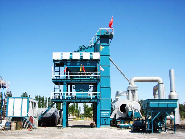 YLB800 mini asphalt mixing plant for sale