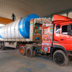Two Sets Of HZS25 Stationary Concrete Batching Plants And One Set Of HZS50 Concrete Plant Were In Stock Pakistan