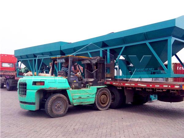 120t asphalt mixing plant
