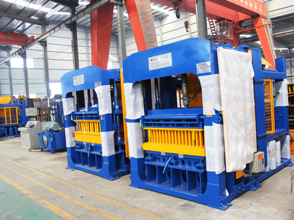 ABM-10S small brick making machine