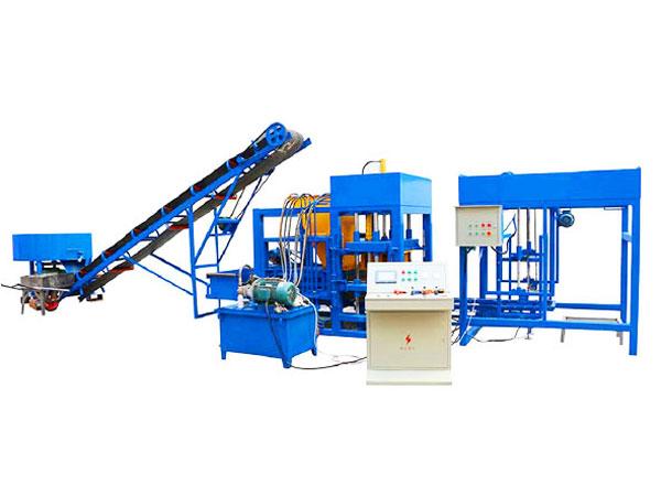 QT4-25 concrete brick making machine for sale