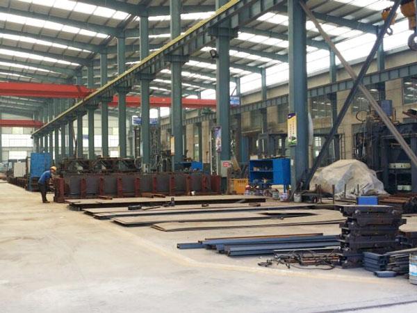concrete block plant factory