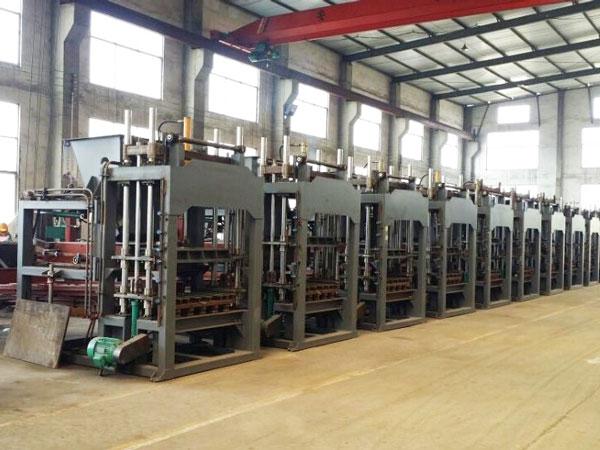 concrete bricks machine supplier