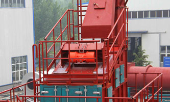 vibrating screen system