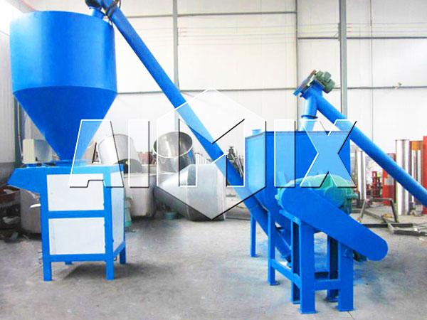 GJ05 tile adhesive manufacturing plant