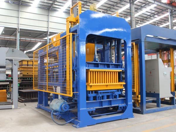 QT10-15 automatic fly ash brick plant