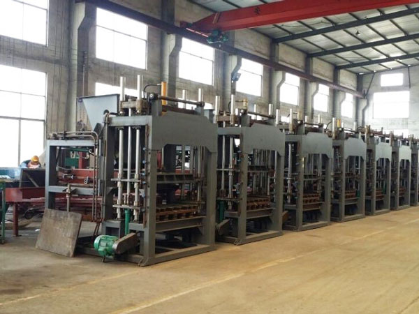 fully automatic fly ash brick making machine manufacturer