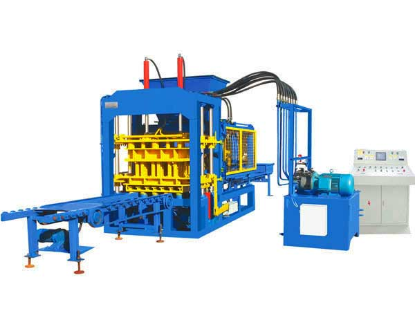 ABM-3S hydraulic block machine