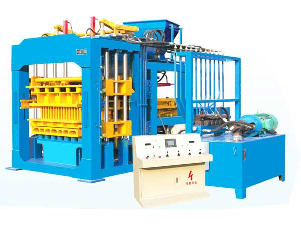 ABM-8S hydraform brick making machine