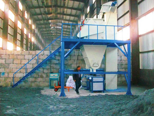 GJ10 ready mix plaster machine