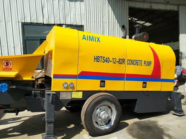 ABT40C diesel pump