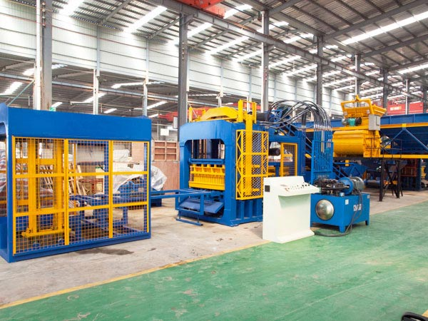 ABM-12S solid block machine