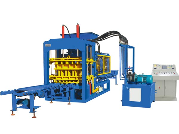 ABM-6S brick moulding machine