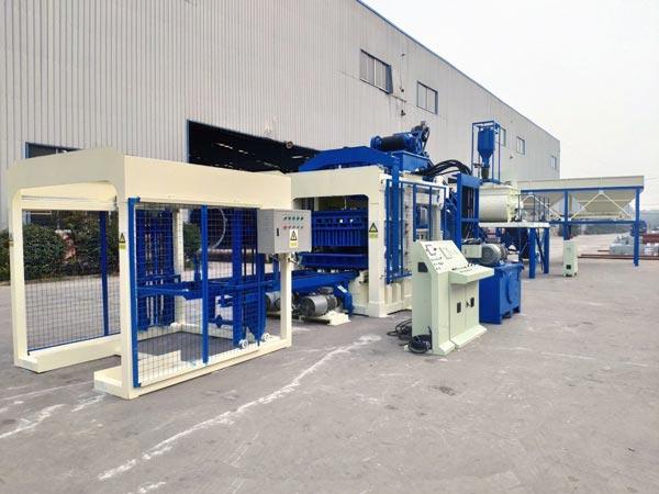 ABM-8S solid block machine