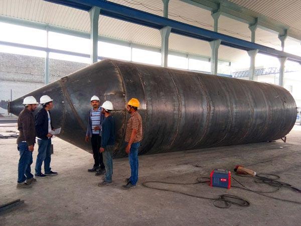 ash silo