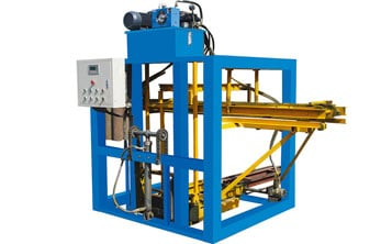 automatic pallet elevator