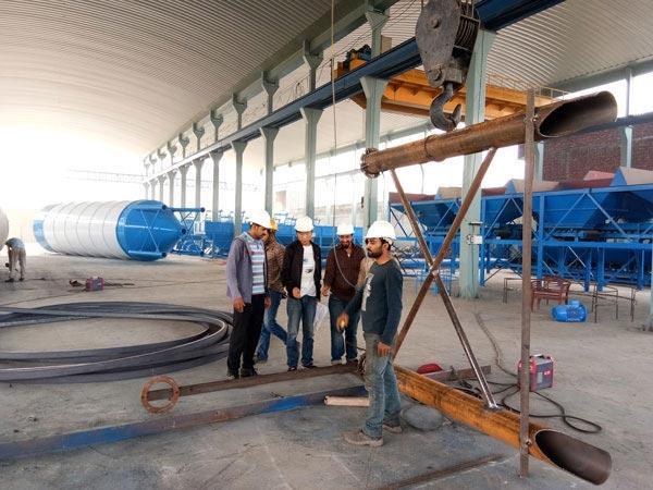 silo manufacture