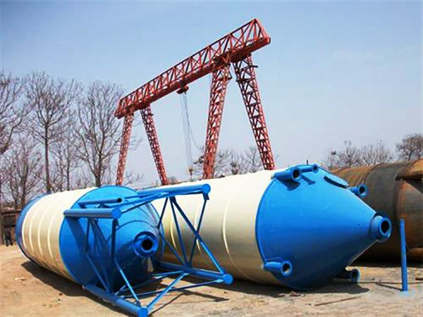 welded type cement silo sale