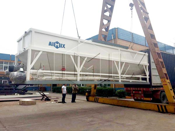 50t horizontal silo to australia