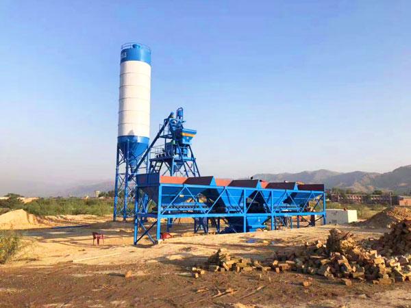 AJ-25 readymix plant