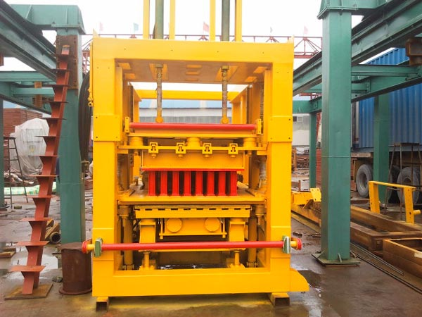 ABM-10S automatic block machine