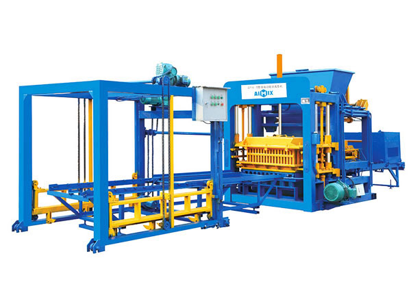ABM-10S fully automatic bricks machine