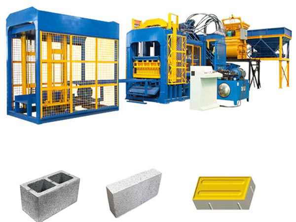 ABM-12S fly ash brick machine