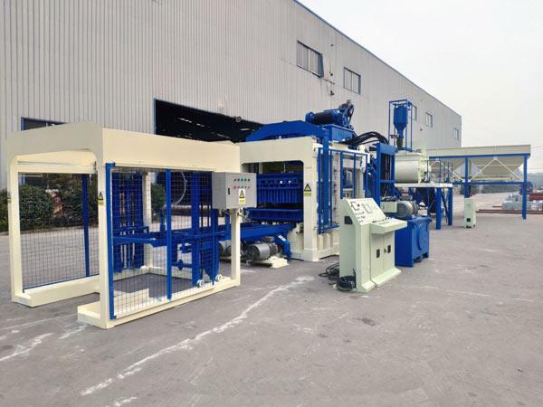 ABM-8S block making machine