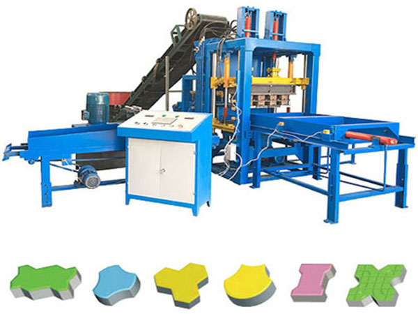 ABM-8S flyash brick machine