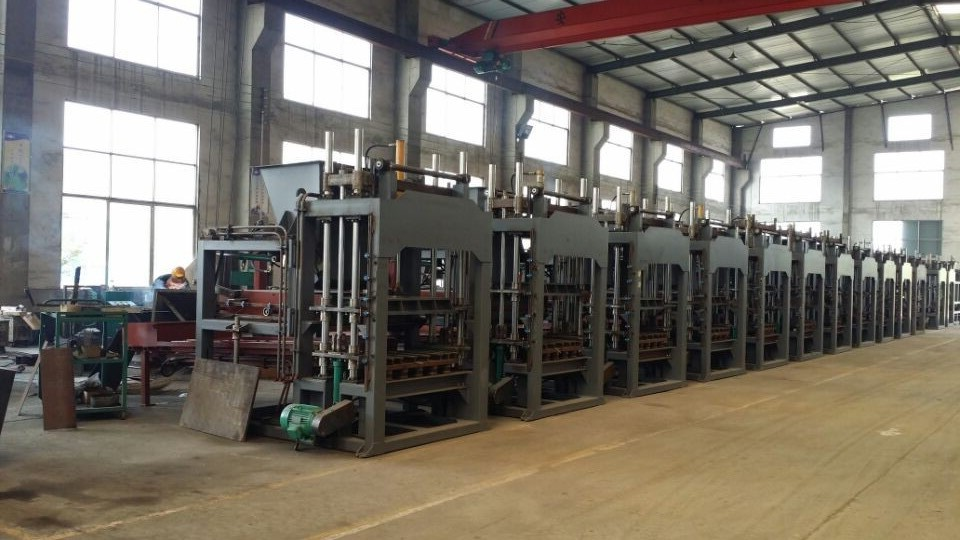 ash bricks machine factory