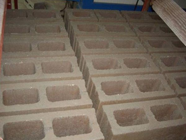 cement hollow bricks