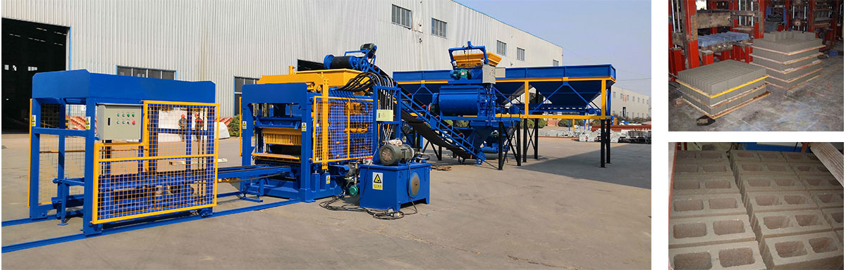 fly ash bricks machine in Pakistan