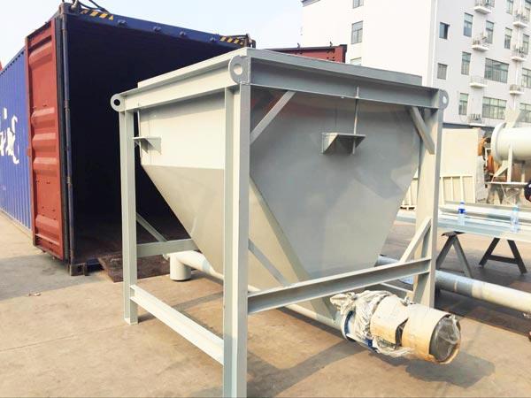 part of plaster equipment
