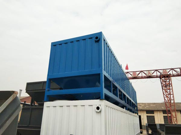 types of horizontal cement silos